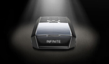 Tag Heuer announces its self-charging cell phone, the Meridiist Infinite