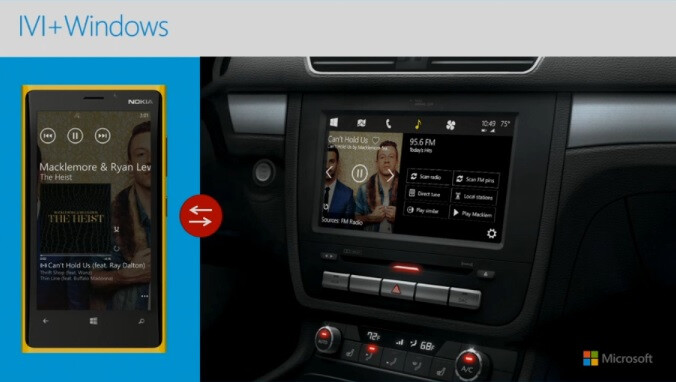 Windows in the car will bring Cortana along for a ride