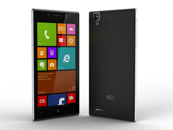 Metal-clad NEO M1 to come out of China with Windows Phone 8.1?