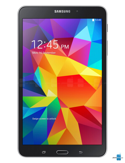 Samsung Galaxy Tab 4 8.0, 67.76% screen-to-body ratio