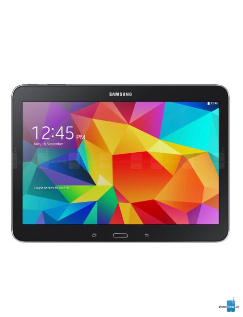 Samsung Galaxy Tab 4 10.1, 65.63% screen-to-body ratio