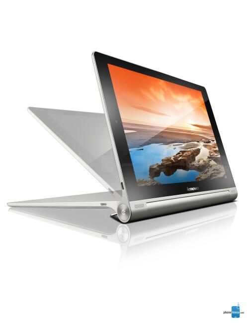 Lenovo Yoga Tablet 10HD+, 59.80% screen-to-body ratio