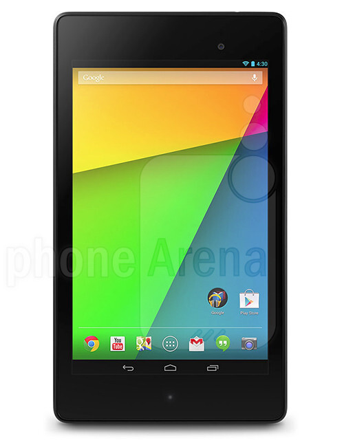 Asus Nexus 7 2013, 59.25% screen-to-body ratio