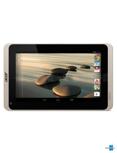 Acer Iconia B1-720, 55.71% screen-to-body ratio