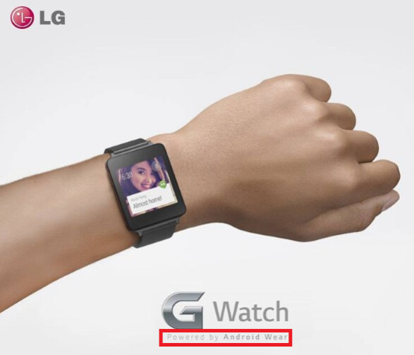 The LG G Watch will be released first, and will debut Google's new Android Wear - Report: LG working on second smartwatch to be released shortly after the LG G Watch
