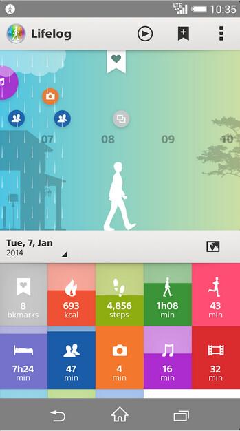 Sony SmartBand and LifeLog apps launched via Google Play