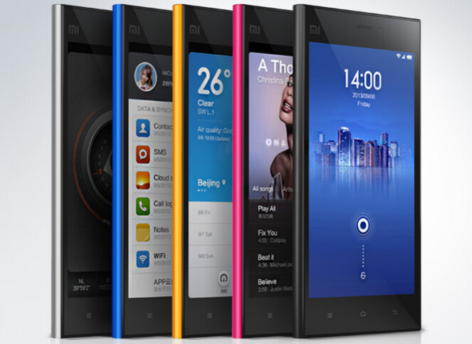 New Xiaomi Mi3S to have a Snapdragon 801 processor and improved design