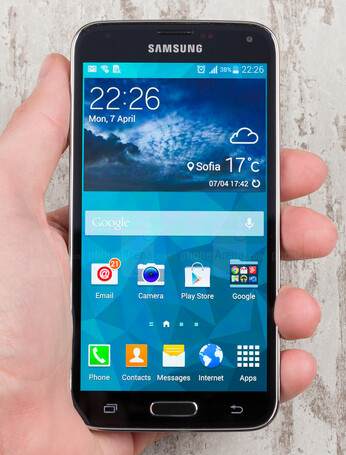 samsung galaxy s5 prices already slashed by 10 in korea. Black Bedroom Furniture Sets. Home Design Ideas