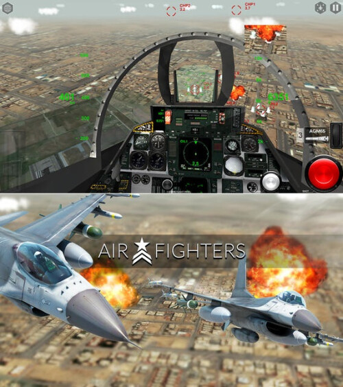 AirFighters Pro - Android, iOS - $4.99