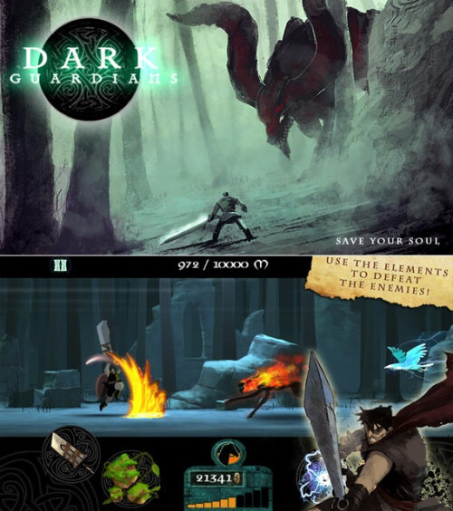 Dark Guardians - Android, iOS - $0.99