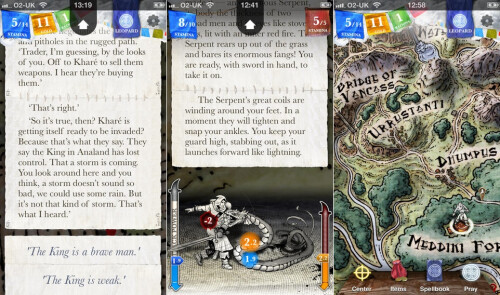 Sorcery! - Android, iOS - $4.99