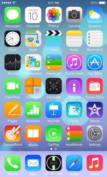how to take a screenshot on iphone 6 ios 10