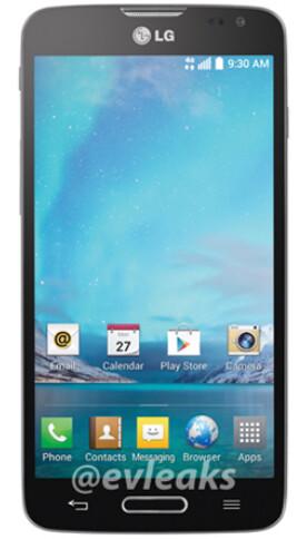 Leaked press shot of the LG L90