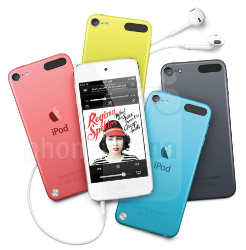 No word about a new iPod touch