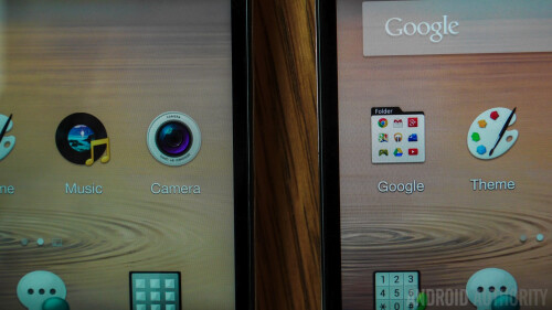 Find 7a on the right, Quad HD Find 7 on the left