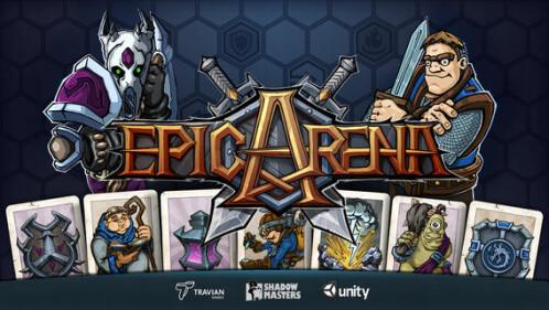 Epic Arena screenshots