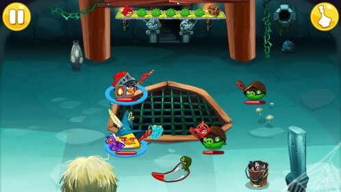 Angry Birds Epic review: Rovio's take on a turn-based RPG