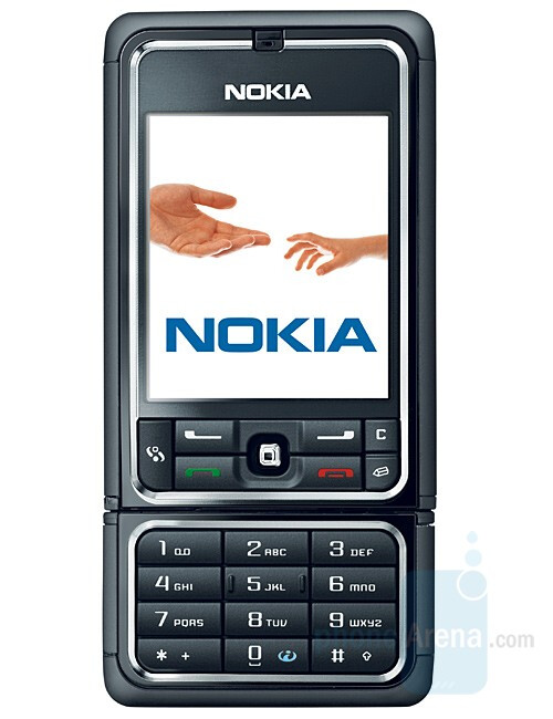 Nokia 3250 with rotating keyboard , which is probably the predecessor of the RM-230 - Nokia prepares global 3G multimedia phone with two keyboards