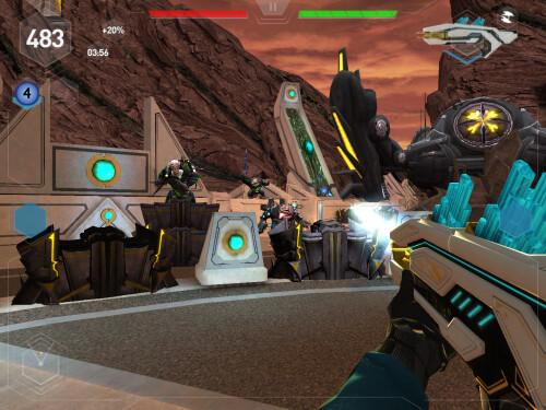 Midnight Star screenshots