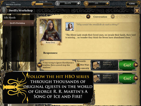 Game of Thrones Ascent screenshots