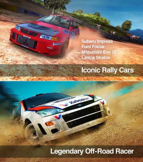 Colin McRae Rally $1.99 from $2.99