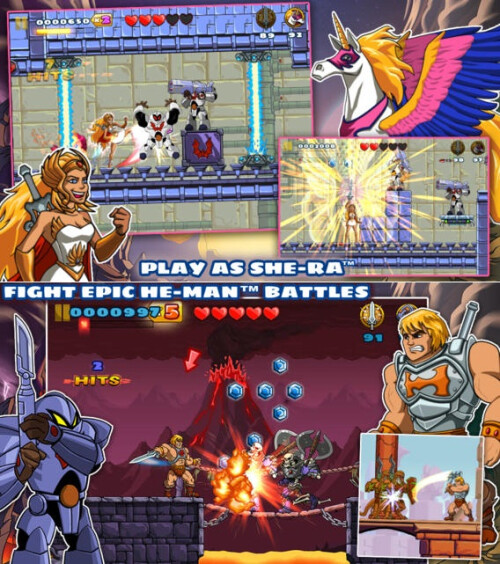 He-Man: The Most Powerful Game $0.99 from $1.99