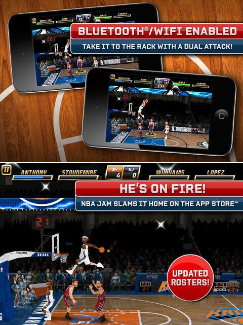 NBA JAM $0.99 from $4.99