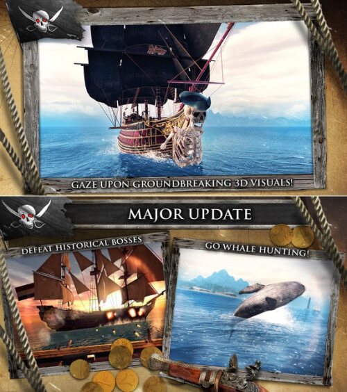Assassin's Creed Pirates $1.99 from $4.99