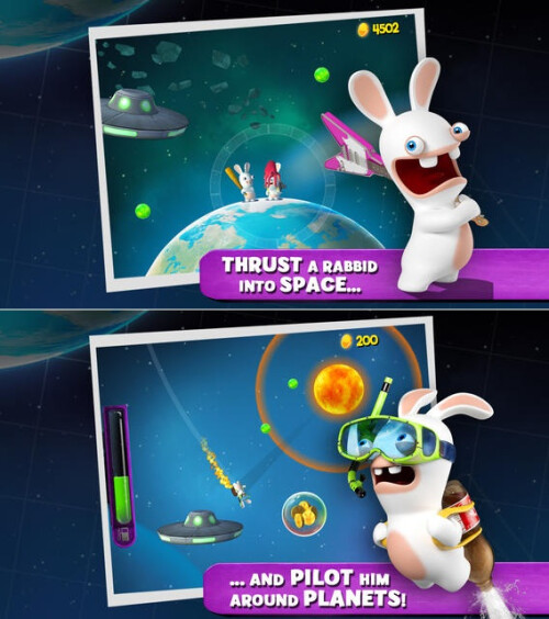 Rabbids Big Bang - $0.49 from $0.99