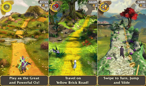 Temple Run: Oz $0.75 from $1.99