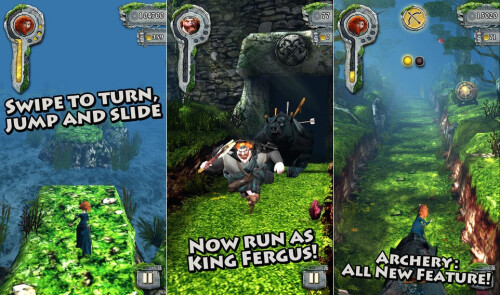 Temple Run: Brave $0.75 from $1.99