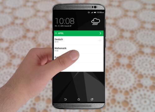 HTC One M8 Max concept design