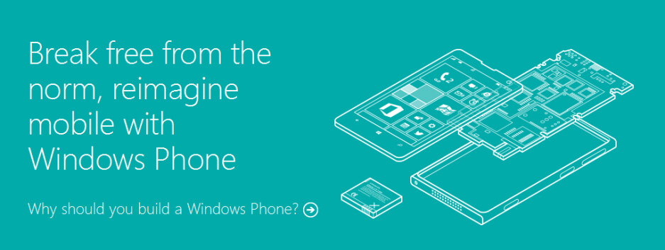Microsoft will teach you how to design, build and sell a Windows Phone - Microsoft's Windows Phone OEM Portal helps manufacturers build a better Windows Phone