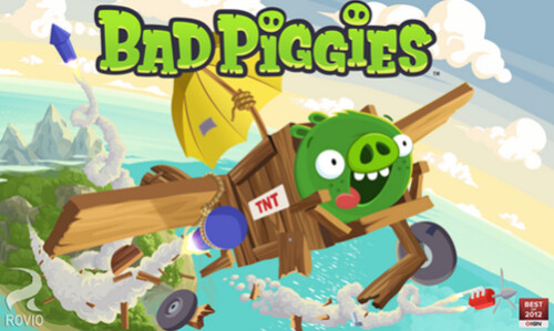 Bad Piggies comes to Windows Phone
