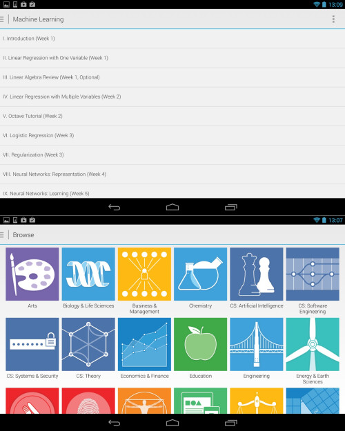 Coursera - Android - Free