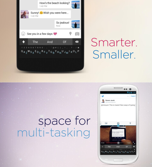 Minuum Keyboard - Android - Free/$3.53