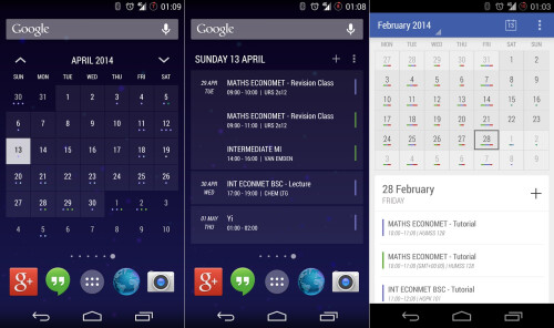 Today Calendar - Android - $3.33