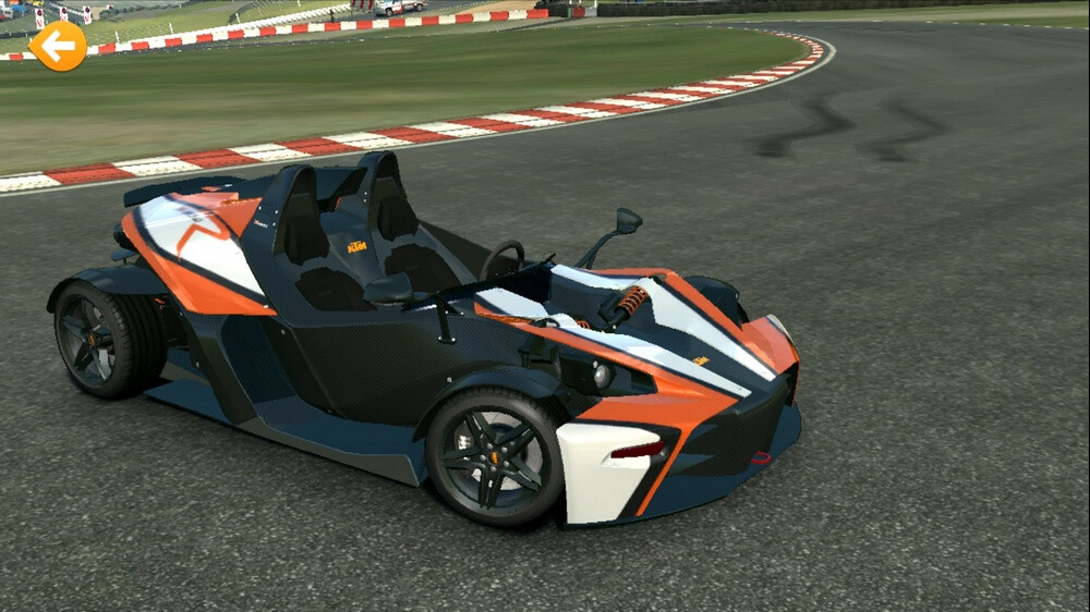 Real Racing Receives Open Air Cars And Improved Customization