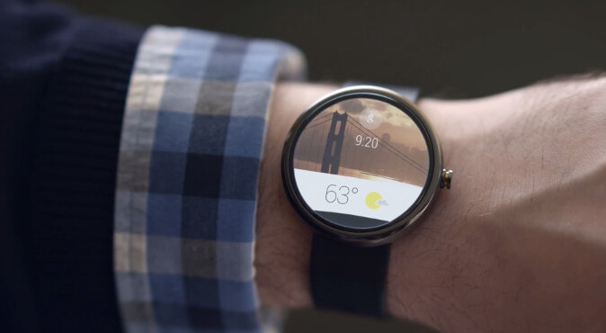 Android Wear-based Samsung smartwatch to be released this year