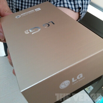 Golden LG G3 reportedly confirmed to arrive this summer, retail box leaked