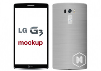 LG G3 leaks out: Quad HD display likely, polycarbonate body