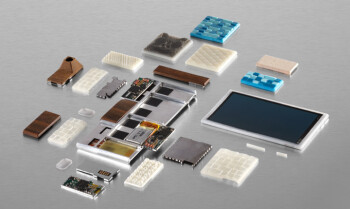 Google's Project Ara: the first 'Lego' phone toys around with grand ideas