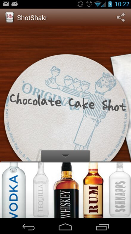 Shot Shakr - Fun Shot Recipes