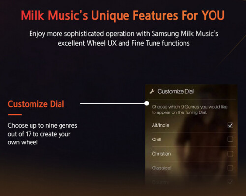 Samsung's Milk Money to get new premium ad-free rate