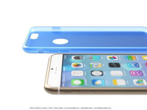 Apple iPhone 6 concept