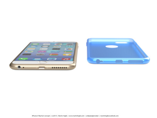 Apple iPhone 6 concept