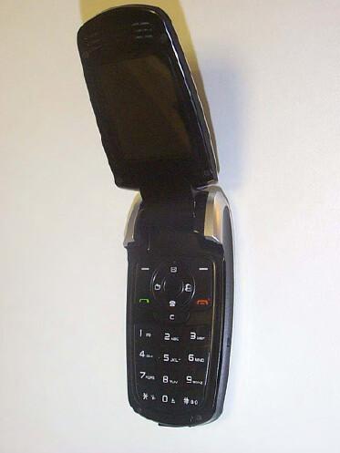 Pantech C600 - Pantech C600 is 3G clamshell for Cingular