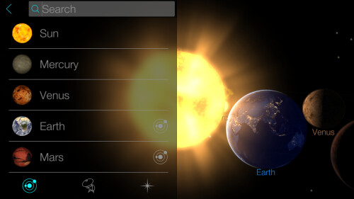 Solar Walk for Android