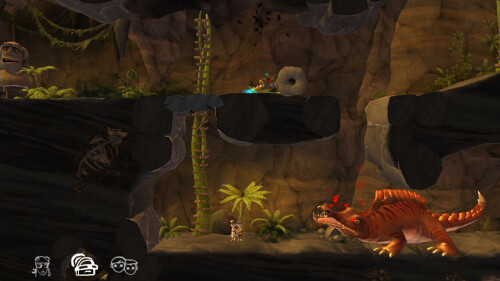 The Cave - Android, iOS - $1.99, down from $4.99