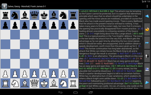 Perfect Chess Trainer - Android - $4.13, down from $6.80